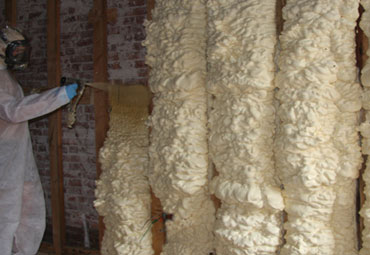 Types of Spray Foam in Springfield