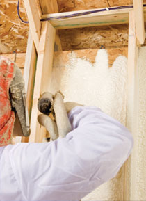 Springfield Spray Foam Insulation Services and Benefits