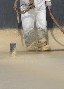 Springfield Spray Foam Roofing Systems